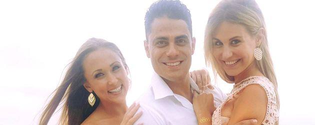 Hot Banditoz: Danika Wist, Silva Gonzalez und Stefanie Schanzleh (v.l.)