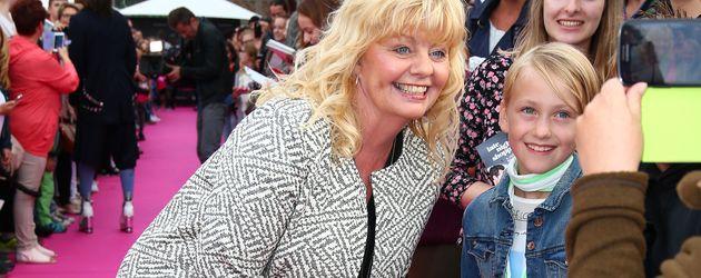 Inger Nilsson in Soltau