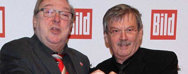 Wolfgang Winkler und Jaecki Schwarz