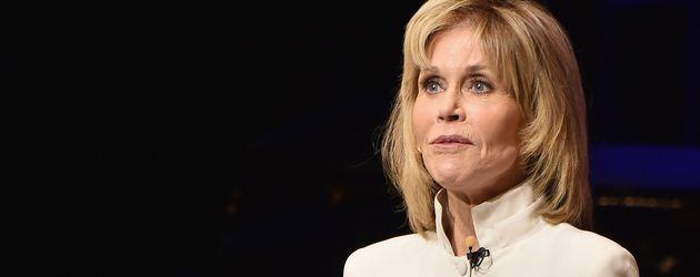 Jane Fonda bei Tectonic At 25!