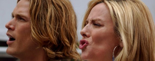 Jason Lewis und Kim Cattrall in Sex and the City 2013