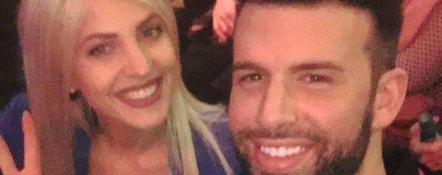 Sarah Nowak und Jay Khan