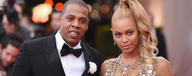Jay-Z und Beyoncé Knowles in New York im Mai 2015