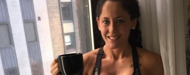 "Jenelle Evans, Star aus ""Teen Mom"""