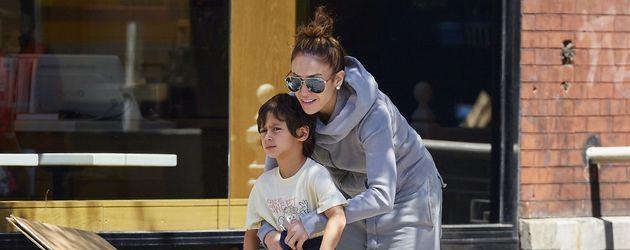Jennifer Lopez und Maximilian David Muñiz