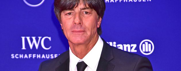 Joachim Löw, Bundestrainer, bei den Laureus World Sports Awards