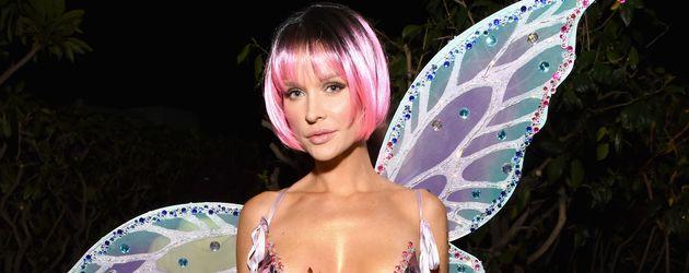 Joanna Krupa an Halloween in Beverly Hills