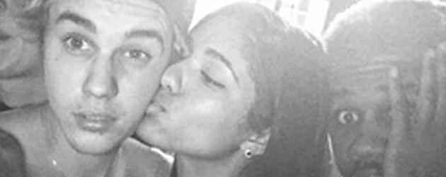 Justin Bieber und Yovanna Ventura