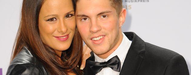 Justine Dippl und Joey Heindle