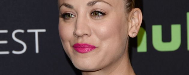 Kaley Cuoco im Paley Center in Los Angeles