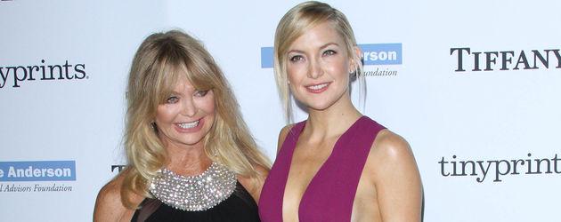Kate Hudson und Goldie Hawn