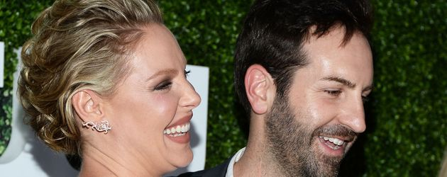 "Katherine Heigl mit ihrem Ehemann Josh Kelley bei der ""Showtime Summer TCA Party"" in West Hollywood"