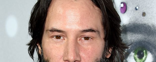 "Keanu Reeves bei der Premiere seines Films ""Neon Demon"" in Hollywood"