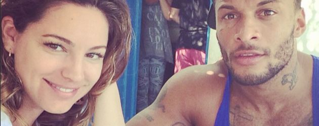 Kelly Brook und David McIntosh