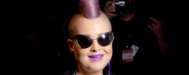 Kelly Osbourne auf der New York Fashion Week 2016
