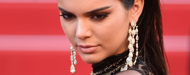 Kendall Jenner bei den Filmfestspielen in Cannes 2016