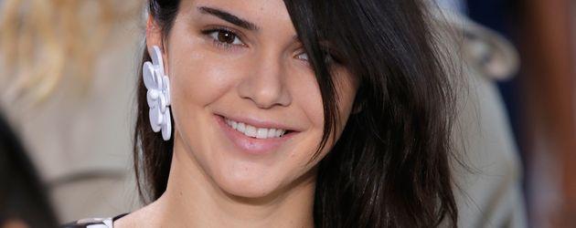 Kendall Jenner auf dem Laufsteg von Michael Kors