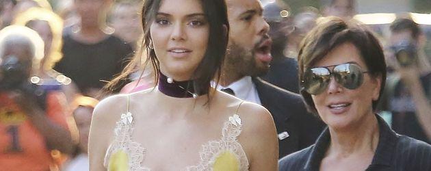 Kendall und Kris Jenner