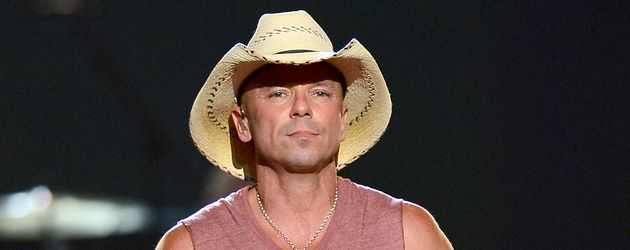 "Kenny Chesney bei den ""48th Annual Academy of Country Music Awards"" in Las Vegas"