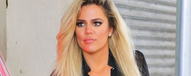 Khloe Kardashian in NYC