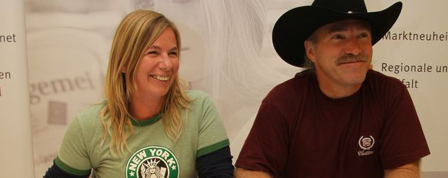 Manuela und Konny Reimann