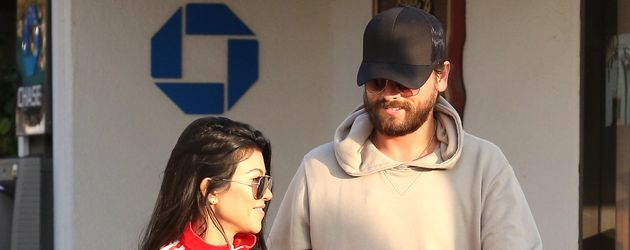 Kourtney Kardashian und Scott Disick 2016 in L.A.
