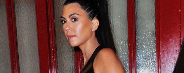 Kourtney Kardashian, TV-Darstellerin
