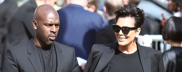 Kris Jenner und Corey Gamble