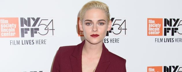 Kristen Stewart bei der 54. NYFF Certain Woman Premiere in New York