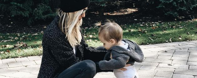 Kristin Cavallari mit Tochter Saylor
