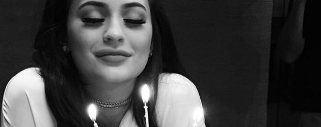 Kylie Jenner an ihrem 18. Geburtstag