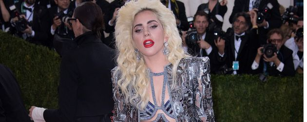 "Lady GaGa beim Besuch der ""Manus x Machina: Fashion in an Age of Technology"" - Gala"