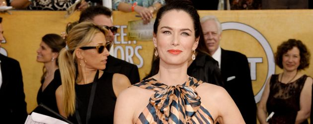 Lena Headey bei den 20th Annual Screen Actors Guild Awards