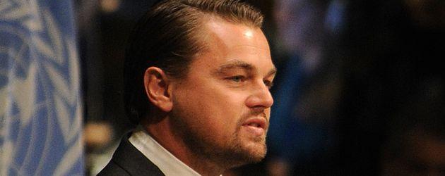 Leonardo DiCaprio bei Klimakonferenz in Paris