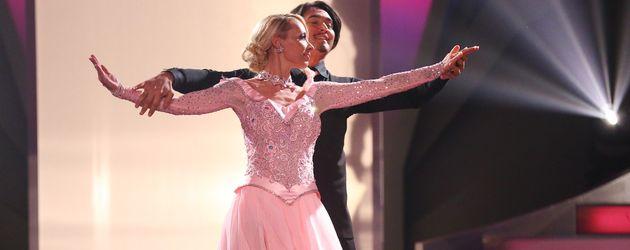 Cora Schumacher und Erich Klann