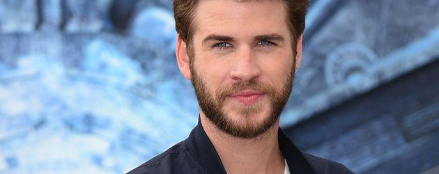 """Liam Hemsworth auf Promotiontour für """"Independence Day 2: Wiederkehr"""" in Berlin"""