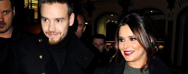 Liam Payne und Cheryl Cole in London
