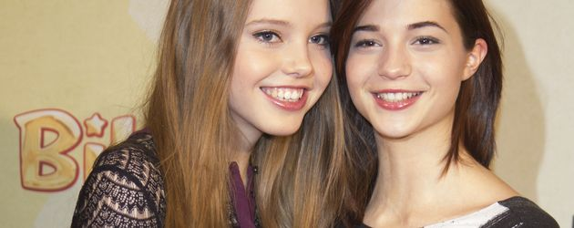 Lisa-Marie Koroll und Lina Larissa Strahl