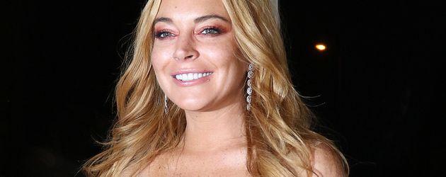 Lindsay Lohan anlässlich der Eröffnung ihres Nachtclubs in Athen