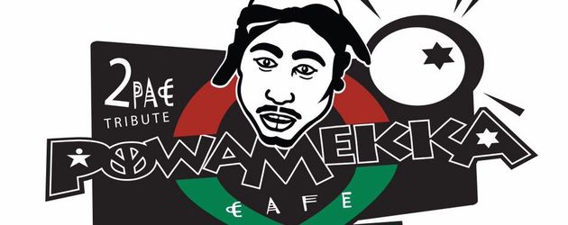 Logo des Pop-up Restaurants nach Tupacs Idee