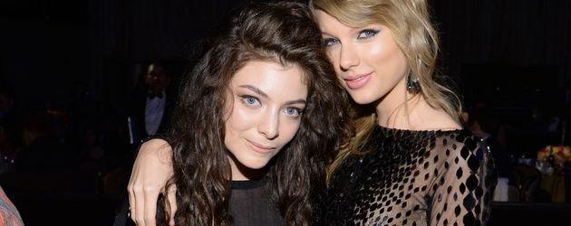 Taylor Swift und Lorde