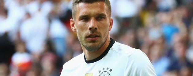 Lukas Podolski bei der Euro 2016