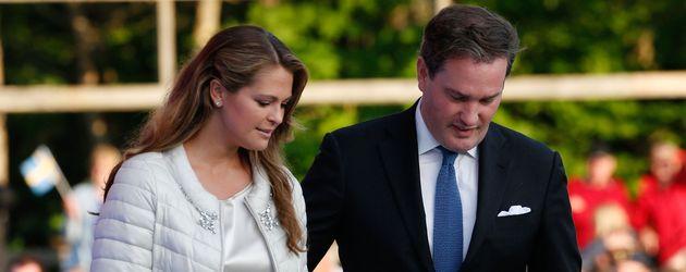 Madeleine von Schweden und Chris O'Neill beim Victoria-Tag 2014