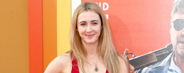 "Madeline Zima bei der ""The Nice Guys""-Premiere in Hollywood"