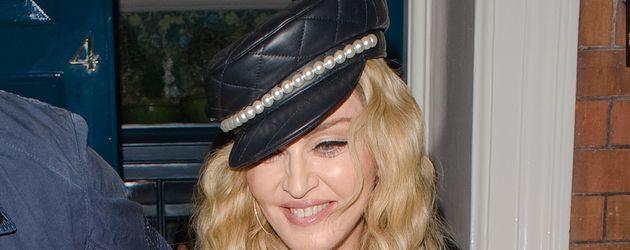 Madonna unterwegs in London