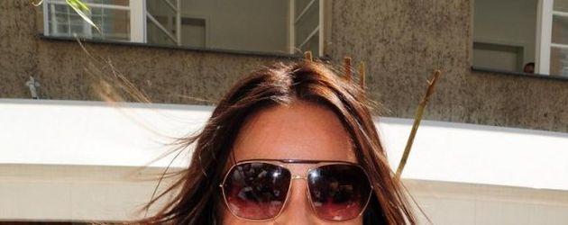 Maja Maneiro mit Sonnenbrille