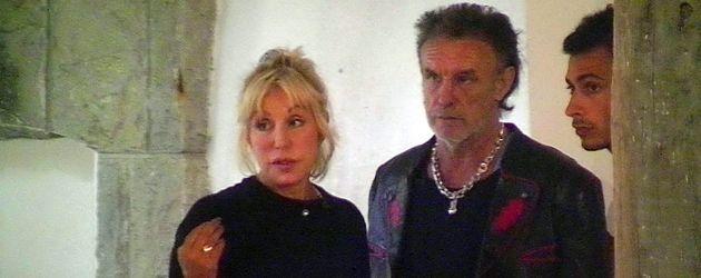 Maria und René Weller im RTL-Sommerhaus