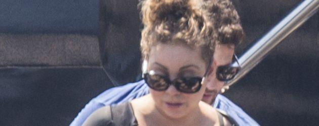 Mariah Carey im Urlaub auf Capri