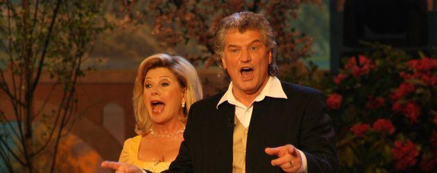 Das Schlager-Paar Marianne und Michael