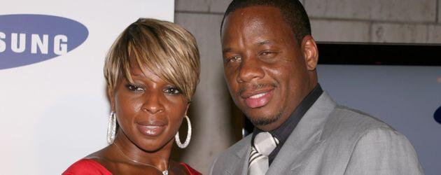 Mary J. Blige und Kendu Isaacs